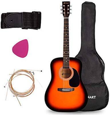 Safeplus Multi-colorAcoustic Folk Guitar