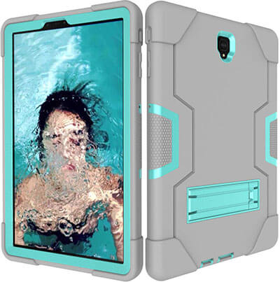Hongxinyu Heavy Duty Drop Proof Shockproof Galaxy Tab S4 Hybrid Case
