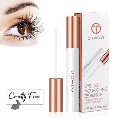 O.TWO.O Eyelash Growth Serum Eyebrow Enhancer
