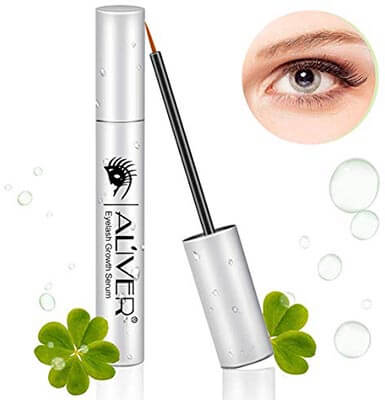 Effie Lancelot Eyelash Growth Serum, Natural Eyebrow Enhancer