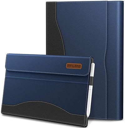 Infiland Samsung Galaxy Tab S5e-10.5 Case, Multi-Angle Business Cover