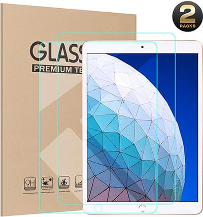 Ztotop Screen Protector for iPad Pro 10.5 2017 and iPad Air 3 10.5 inches 2019