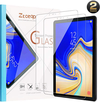 Ztotop High Definition Screen Protector for Samsung Tab S4