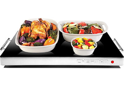 Top 10 Best Electric Warming Trays in 2019