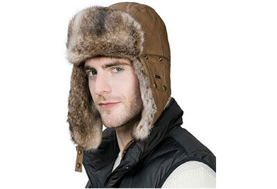 c75fde1327966 Top 10 Best Men s Trapper Hats in 2019 – AmaPerfect