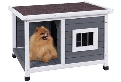 Top 10 Best Outdoor Dog Houses in 2019 Reviews