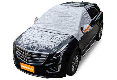 Top 10 Best Windshield Snow Covers in 2019 Reviews