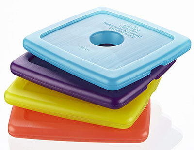 Fit & Fresh Cool Coolers Ice Packs for Lunch Boxes