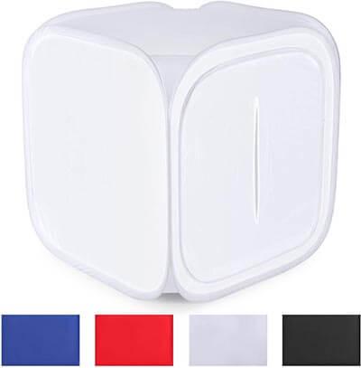 Neewer 24x24 inch/ Photo Studio Shooting Tent Light Cube Diffusion Soft Box Kit