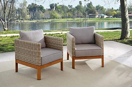 COSCO Outdoor Lounge Chairs