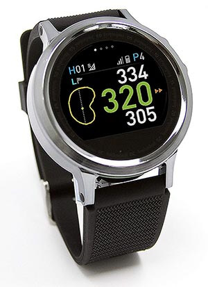 GolfBuddy GB9 WTX Smartwatch Golf GPS