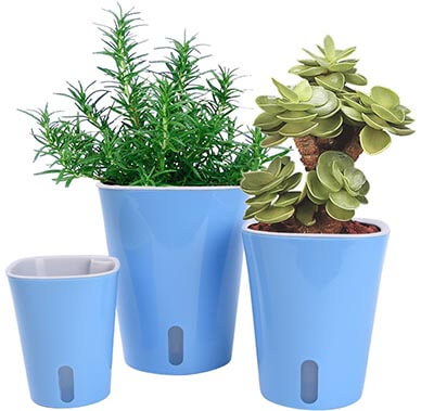 Vencer Self Watering Planter