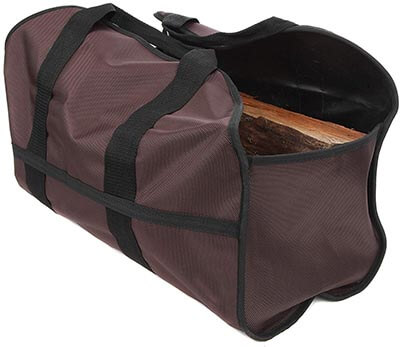 SC Lifestyle Firewood Log Carrier Wood Tote