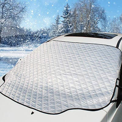 HEHUI Car Snow Cover Car Sunshades for Windshield
