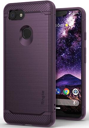 Ringke Onyx Pixel 3 XL Extreme Tough Rugged Case
