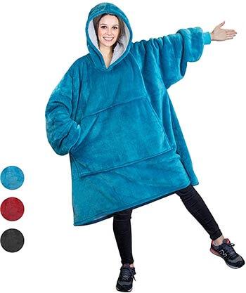 PAVILIA Hoodie Blanket Sweatshirt