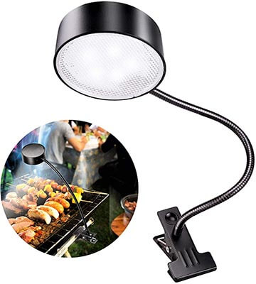 LeiDrail Solar Barbecue Grill Light
