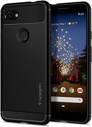 Spigen Rugged Case for Google Pixel 3a