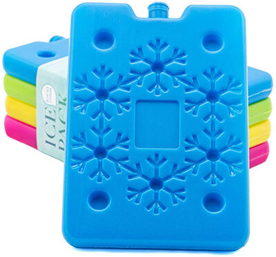 Blue Ele BE01 Ice Pack for cooler Lunch Box