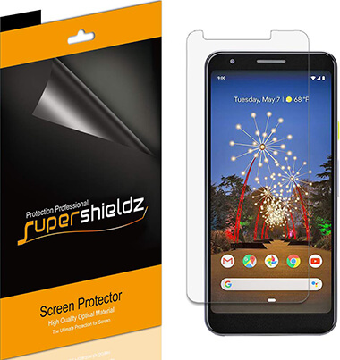 Supershieldz Screen Protector High Definition Clear Shield