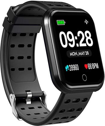 DoSmarter Surpro SmartWatch, Bluetooth Running GPS Fitness Tracker Watch