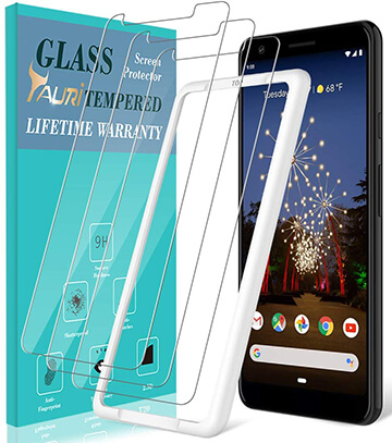 Tauri Screen Protector for Google Pixel 3a