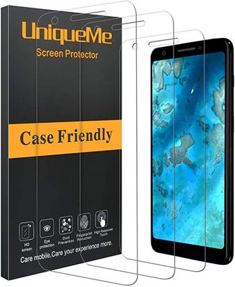 UniqueMe Screen Protector for Google Pixel 3a