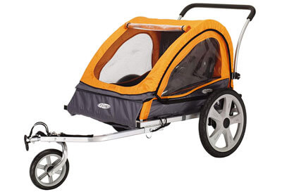 Top 10 Best Bike Trailers for Kids in 2019