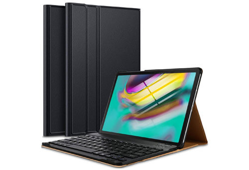 Top 10 Best Keyboard Cases for Galaxy Tab S5e in 2019