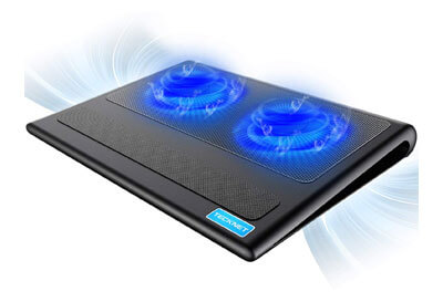 Top 10 Best Laptop Cooling Pads in 2019 Reviews