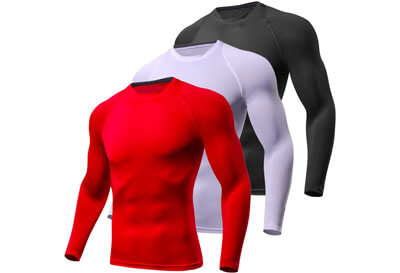 Top 10 Best Men's Compression Shirts in 2019