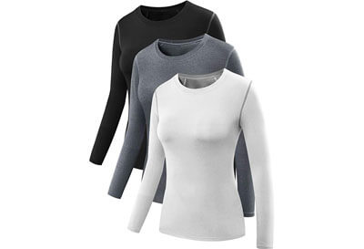 Top 10 Best Women's Compression Shirts in 2019