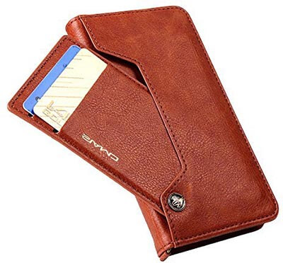 CMai2 iPhone 8 Case/iPhone 7 Case, Leather Wallet