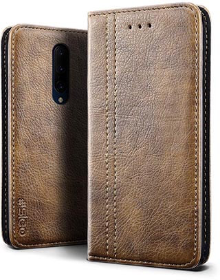 SLEO Wallet Case for OnePlus 7 Pro