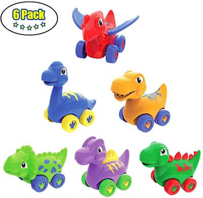 LUKAT Dinosaur Toys for Toddlers