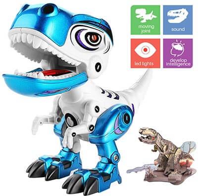 GEYIIE Kids Dinosaur Set Toys