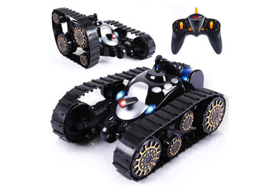 Top 10 Best Remote Control Tanks in 2019 Reviews