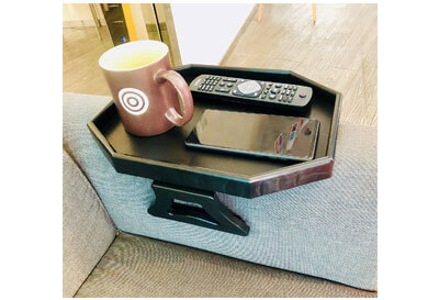 Top 10 Best Sofa Arm Clip Tables in 2019 Reviews