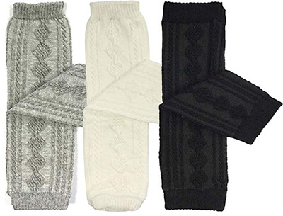 Bowbear Baby and Toddler Leg Warmers