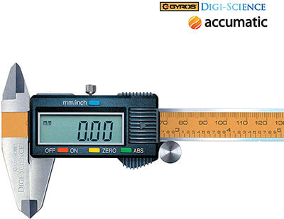 Gyros DIGI-SCIENCE Accumatic Pro Digital Electronic Caliper