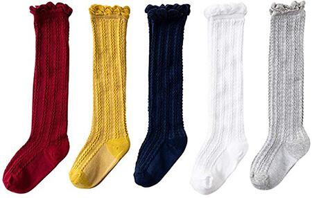 Jastore Knee High Socks