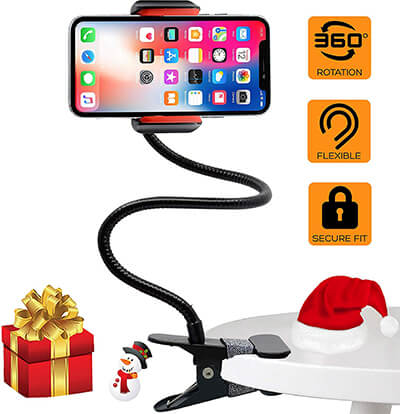 Audiology Mobile Holder for Bed