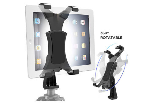 Top 10 Best Ipad Tripod Mounts in 2019