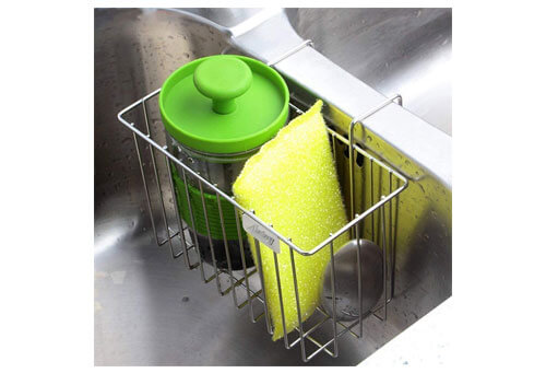 Top 10 Best Kitchen Sponge Holders in 2019