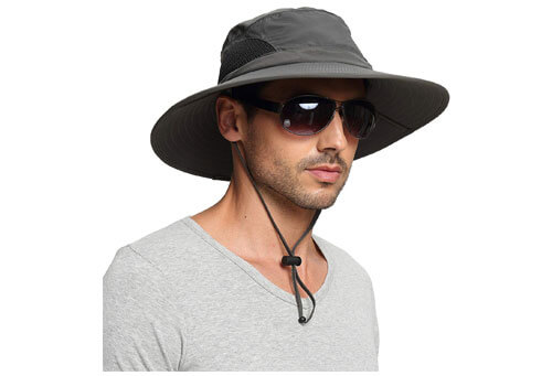 Top 10 Best Sun Hats for Men in 2019