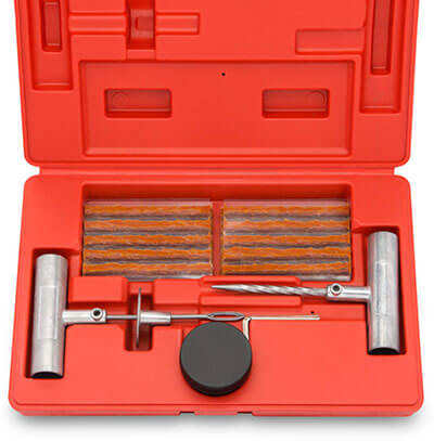 Tooluxe Universal Tire Repair Tool Kit
