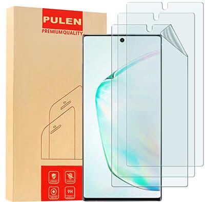 PULEN for Samsung Galaxy Note 10 LiquidSkin Screen Protector