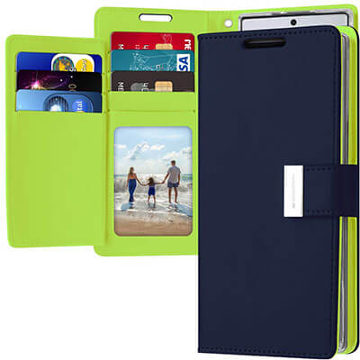 Goospery Rich Wallet for Samsung Galaxy Note 10 Plus