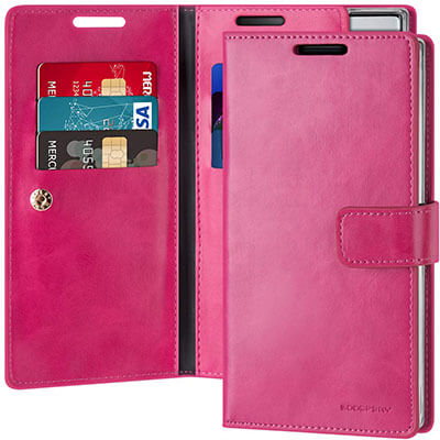 Goospery Mansoor Wallet for Samsung Galaxy Note 10 Plus