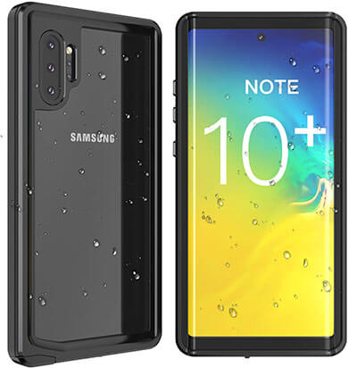 KUMEDA Galaxy Note 10+ Plus Case